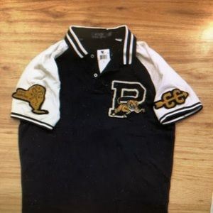 Polo Ralph Lauren NY STATE CHAMPS Tiger Navy